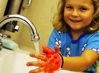 Новое устройство Electrolux научит ваших детишек самостоятельно мыть руки