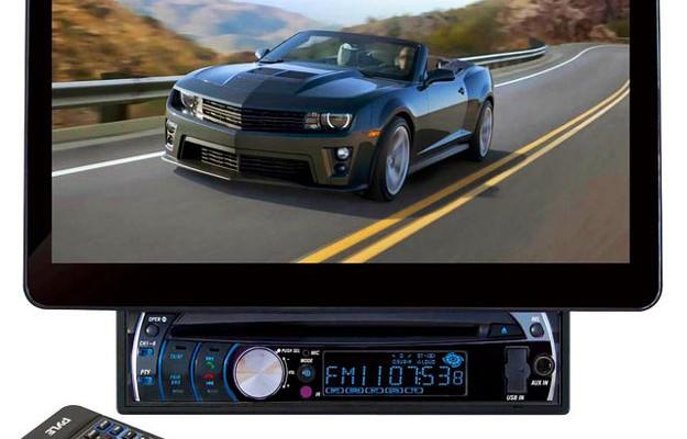 Pyle PLD10BT – новая мультимедийная система для автомобилей