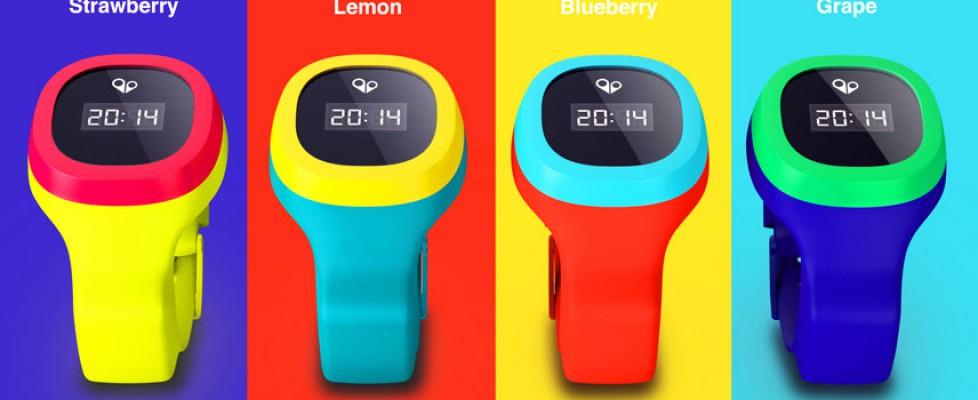 GPS-часы hereO для детей
