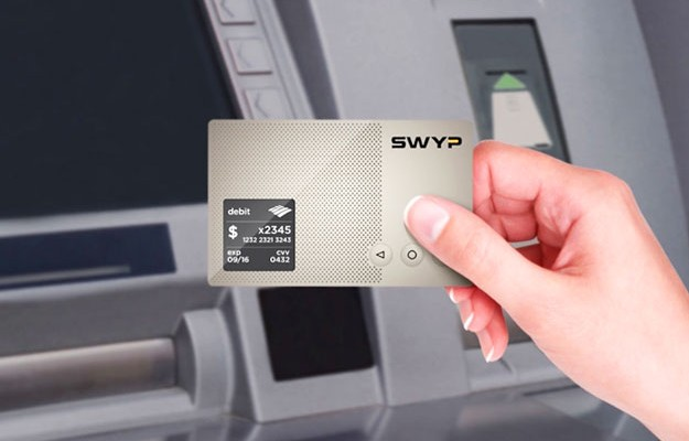 Swyp вместо пластиковых кредитных карт