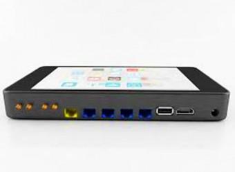 WiFi-роутер Soap с удобным сенсорным дисплеем