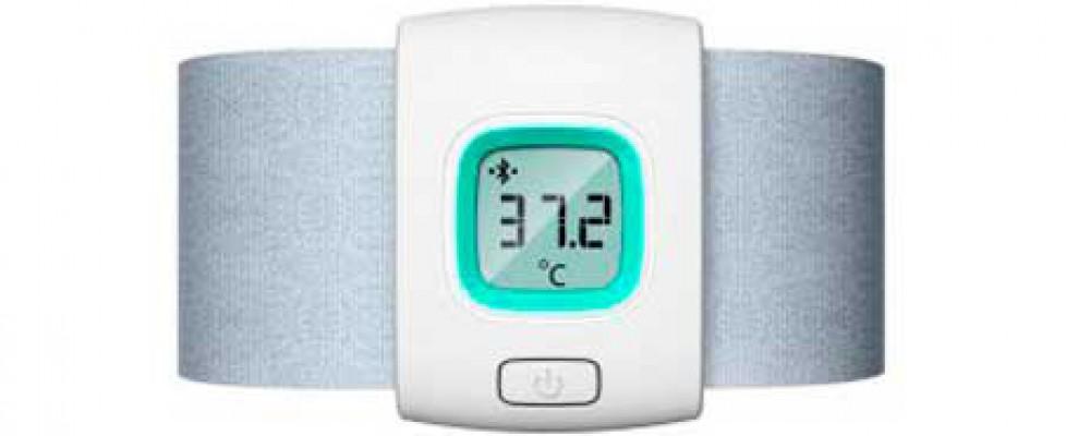 Интеллектуальный термометр для детей iTherm