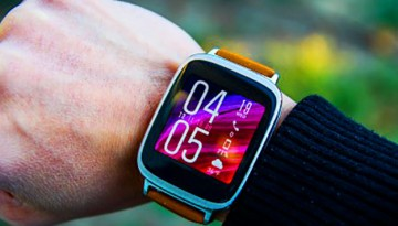 В официальном магазине Google Play Store появились «умные» часы ASUS ZenWatch 2