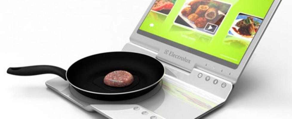 Electrolux Mobile Kitchen Concept – ноутбук-кухонная плита