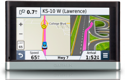 GPS Навигатор — Garmin nuvi 2597LMT