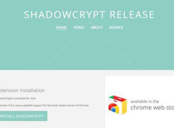 ShadowCrypt — бесплатный инструмент для шифрования сообщений на публичных онлайн-ресурсах