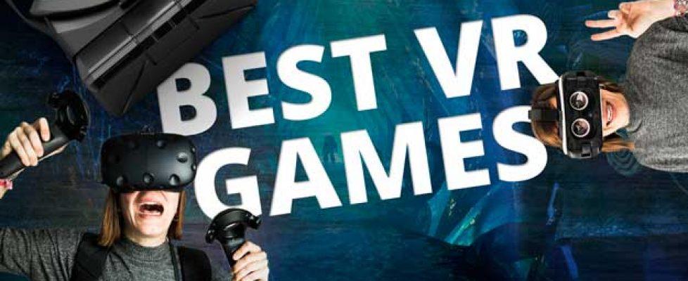 Список лучших VR-игр на Android